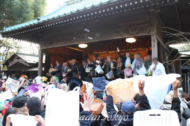 2016、天祖神社節分祭
