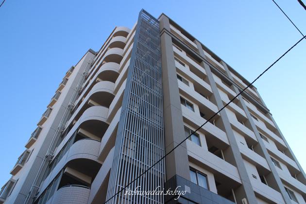 デュオ・スカーラ常盤台(DUO SCALA TOKIWADAI)は、東武東上線「ときわ台駅」南口 徒歩4分の場所にある地上10階建、総戸数44戸のマンションです。